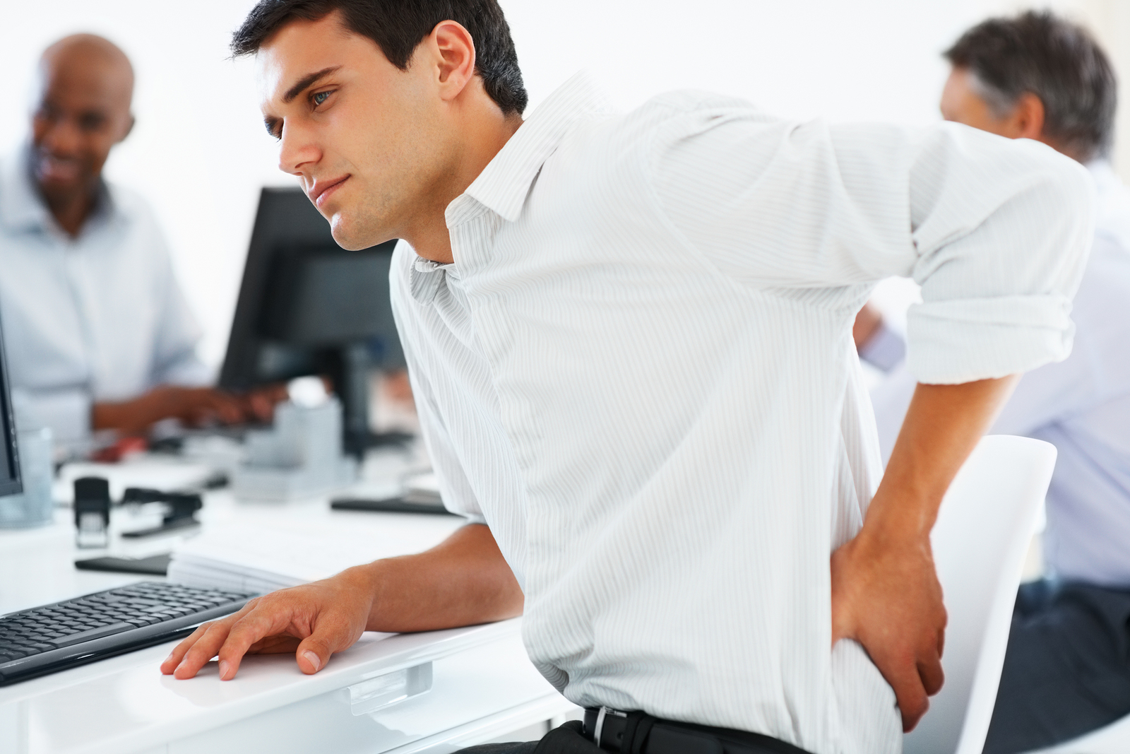 back pain treatment from your chiropractor in fresno
