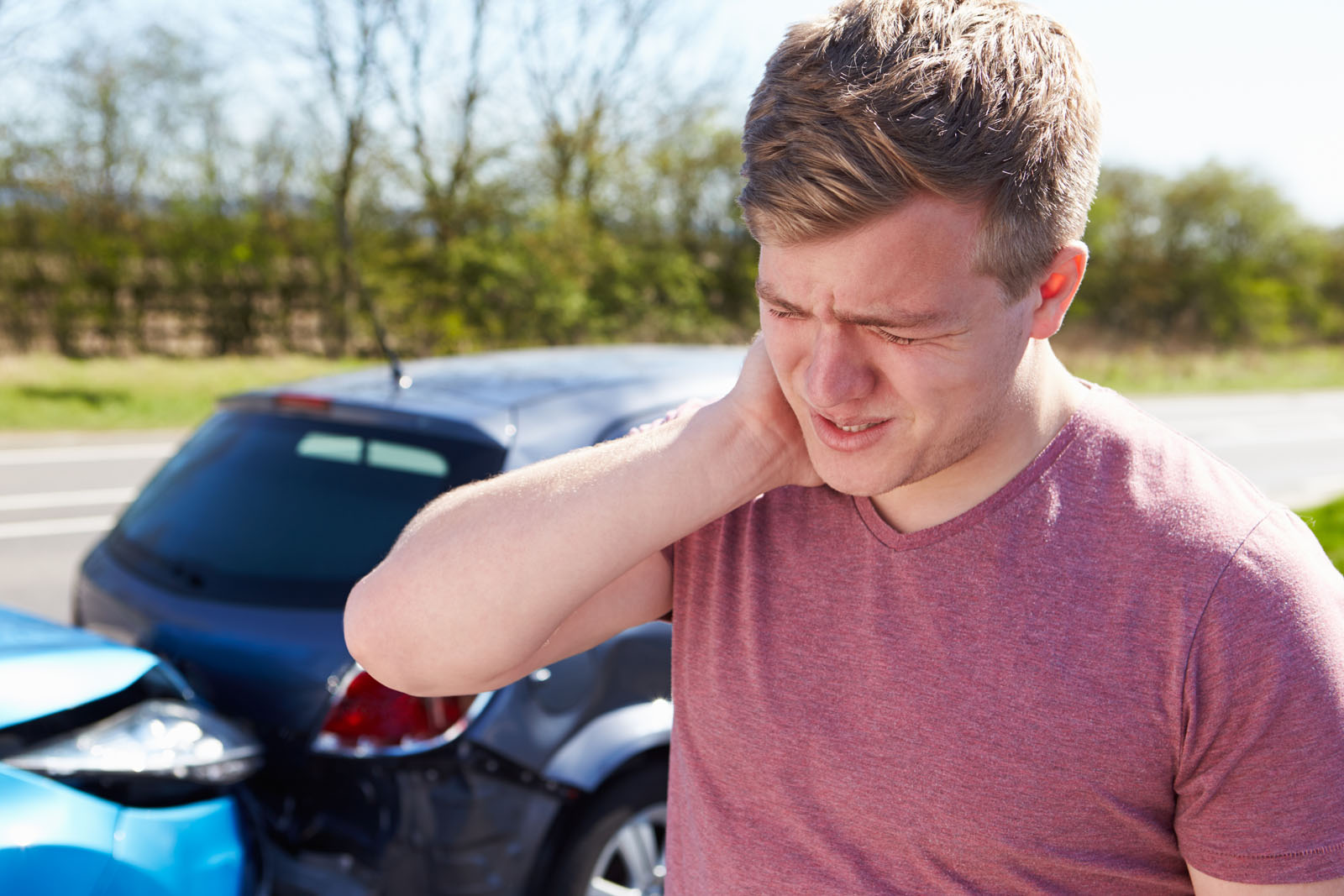 your chiropractor in fresno treats auto accident injuries