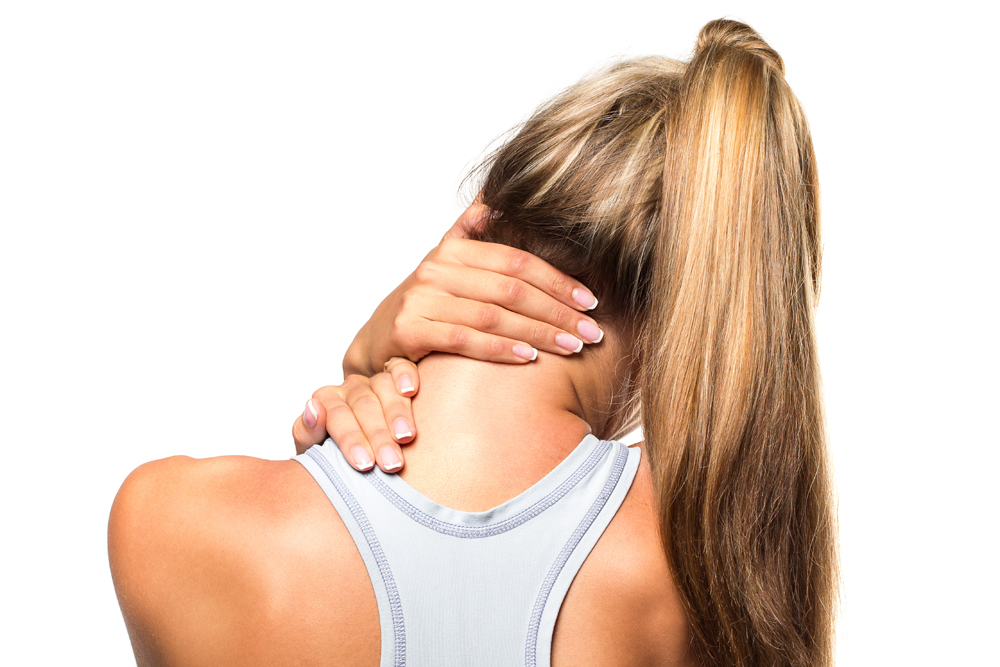neck pain treatment from your chiropractor in clovis and fresno